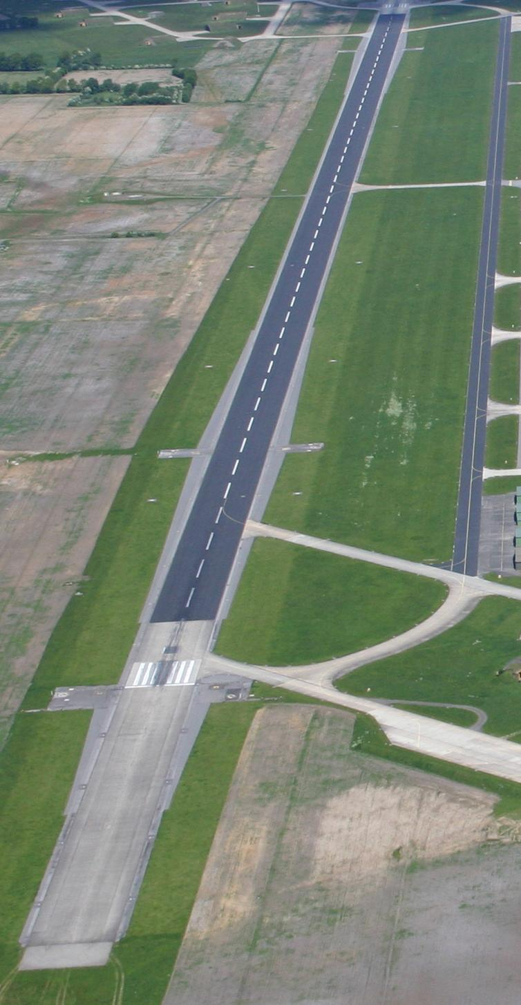 Taxiway 3 km
